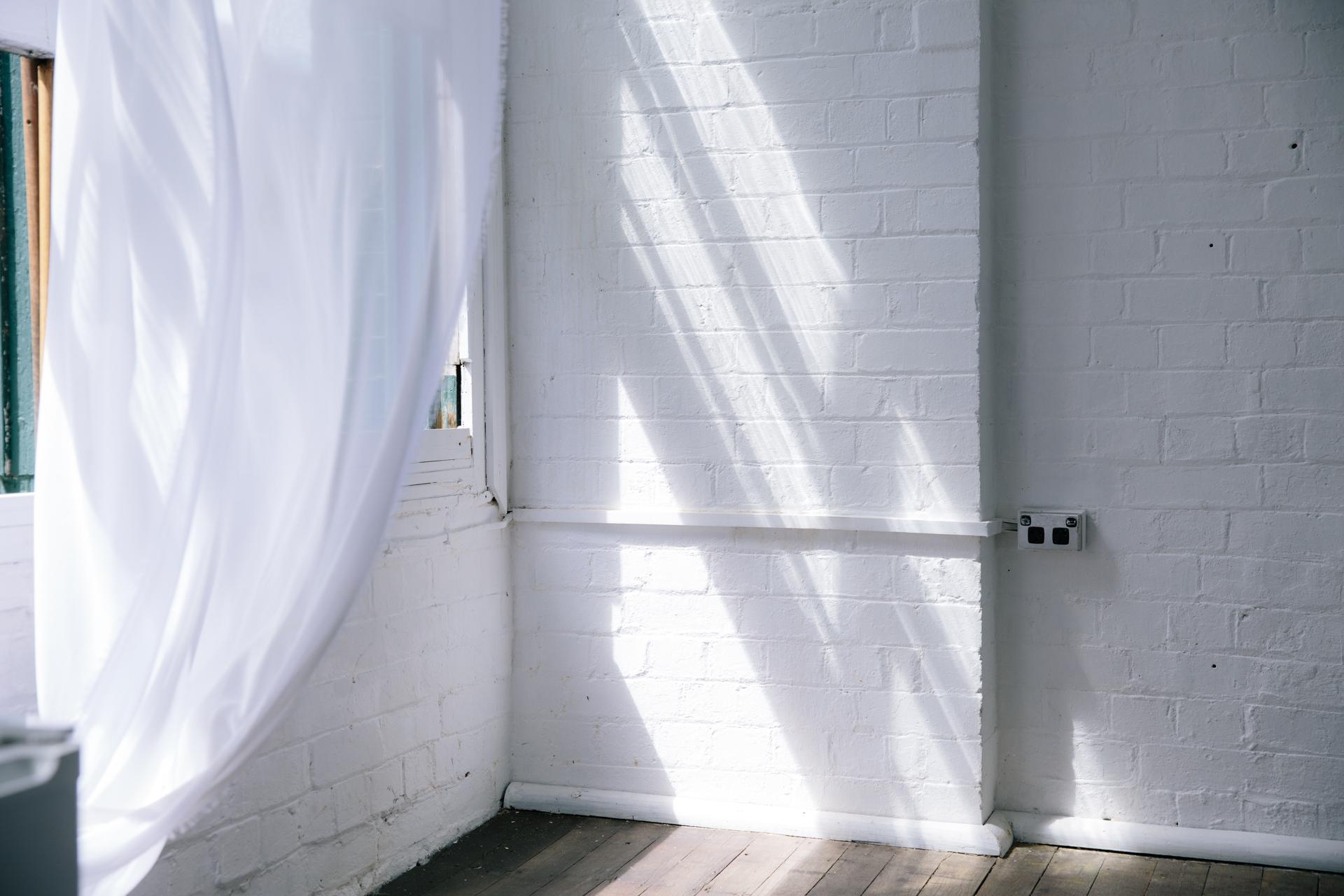 Natural Light Portrat Photography Studio